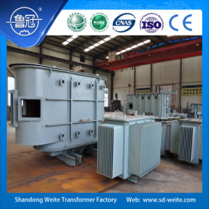 IEC/ANSI Standard, Three Phase 33kV/35kV three phase on-Load tap changing Power Transformer pictures & photos