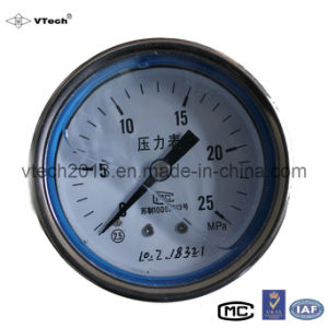 Oil Dumped Pressure Gauge