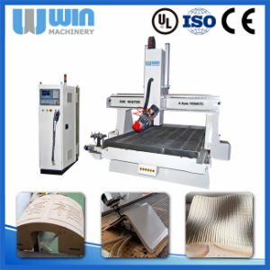 4 Axis CNC Router with Fanuc CNC Controller pictures & photos