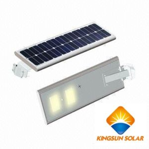 30W Integrated Solar LED Street Light Price pictures & photos