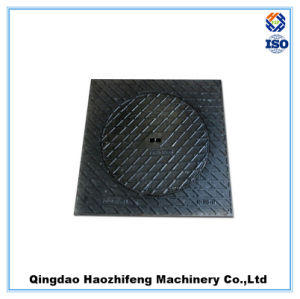 High Quality Cement Manhole Cover Casting pictures & photos