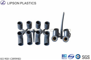Good Quality UPVC CPVC Pipe Fitting Dn20 pictures & photos