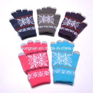 Touch Screen Gloves, for iPhone Gloves, Texting Gloves pictures & photos