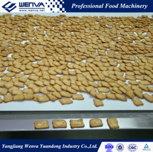 Full Automatic Hard and Soft Biscuit Processing Machine pictures & photos