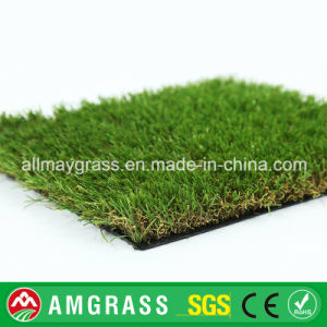 Natural Turf for Garden Residential Landscaping PE PP Garden Grass Futsal Artificial Turf pictures & photos