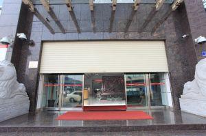 Interior Aluminum Roller Door for Banks pictures & photos