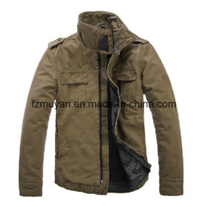 Men Spring and Autumn Fashion Jacket pictures & photos