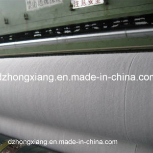 Short Fiber Needle Punched Nonwoven Geotextile pictures & photos