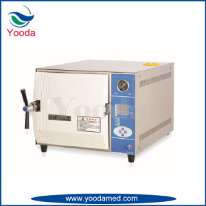 Table Top Type Pressure Steam Sterilizer pictures & photos