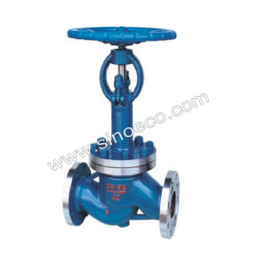 Cryogenic Flange Ends Globe Valve pictures & photos