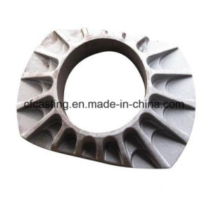Cast Steel Train Part with Lost Wax Casting pictures & photos