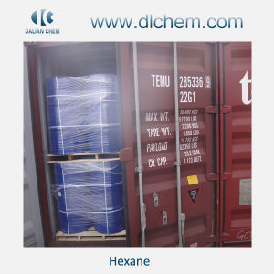 N-Hexane Normal Hexane CAS No. 110-54-3 with Best Price pictures & photos