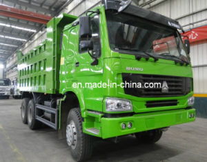 China Best HOWO Tipper Truck 6X4 (ZZ3257N3847A) pictures & photos
