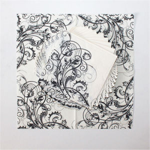 Flower Printed Party Paper Tableware Napkin pictures & photos