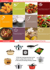 2015 New Made in China Electrical Stove Eurokera France Hob pictures & photos