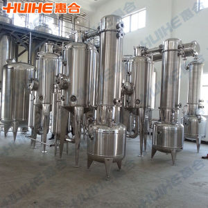 Double-Effect Forced Circulation Evaporator for Sale pictures & photos