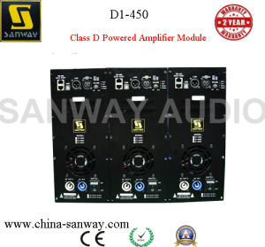 D1-450d Class D DSP Digital Active Speaker Amplifier Module pictures & photos