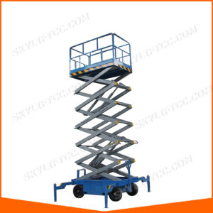 Skyjack Scissor Aerial Platform Lifting Table pictures & photos