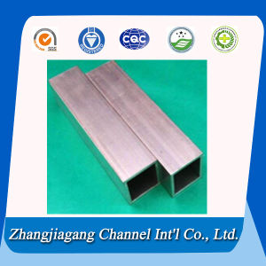 Aluminum Square Tube&Aluminum Telescopic Tube pictures & photos