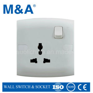 Me Series 1 Gang Mf Switch Socket (ME16) pictures & photos