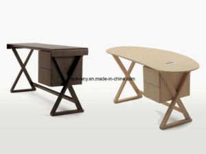 China Divany Modern Style Solid Wooden Computer Desk - China ...