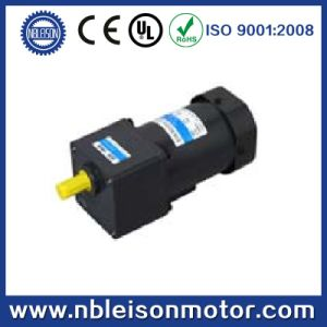 CE RoHS 90W High Torque Low Rpm AC Gear Motor pictures & photos