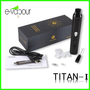 Dry Herb Titan 1 Vaporizer Vaporizer New Fashion Wax Titan-1 Vaporizer pictures & photos