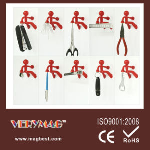Office Supplies, Key Pete, Magnetic Man Promotion Gift