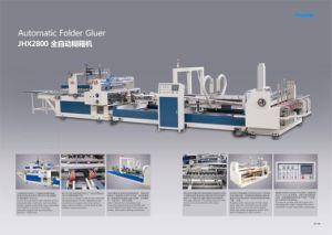 Automatic Folding Gluing Machine for Carton Box