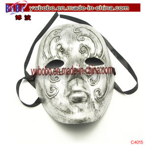 Halloween Decoration Masquerade Masks for Business Gift (C4015) pictures & photos
