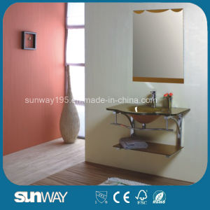 Hot Sell Tempered Glass Wash Basin pictures & photos