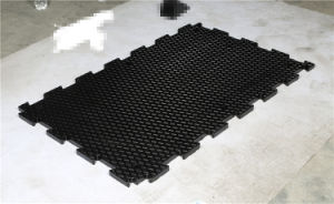 Interlocking Horse Stable Cow Stall Rubber Mat/ Animal Rubber Mat pictures & photos