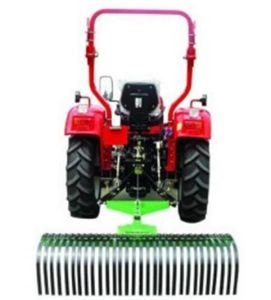 Tractor Mounted Landscape Raker Harrow pictures & photos
