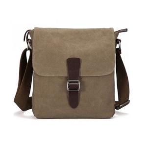 Leisure Canvas Shoulder Bags Messenger Bags pictures & photos