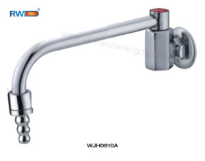Single Swing Laboratory Faucet (WJH0610A) pictures & photos