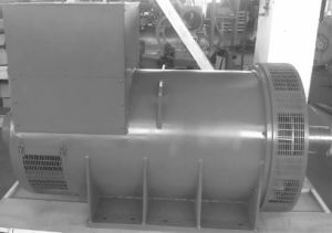 Outlet Alternator 3000rpm Alternator Single Bearing Brushless Generator, IP44 H Class Alternator pictures & photos