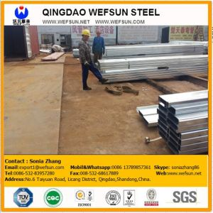 Costaneras Galvanizadas Steel Profile pictures & photos