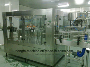Series Full-Automatic Water Filling Machine pictures & photos