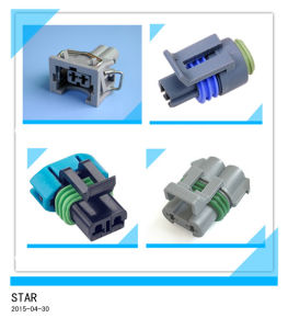 2 Pin Male Female Waterproof Automotive Connector Terminal pictures & photos