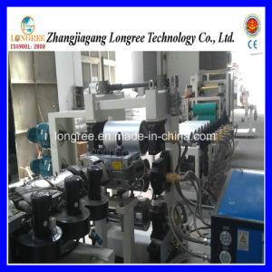 2017 High-Efficient PVC Edge Banding Sheet Machine/400-600mm PVC Sheet Edge Banding Machine with Slitter and Printing Line pictures & photos