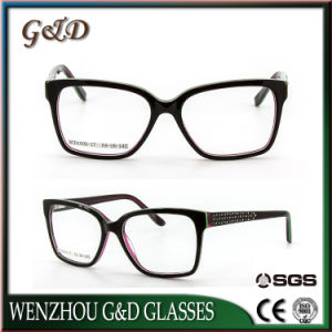 New Fashion High Quality Acetate Glasses Frame Eyewear Eyeglass Optical Ncd1505-17 pictures & photos