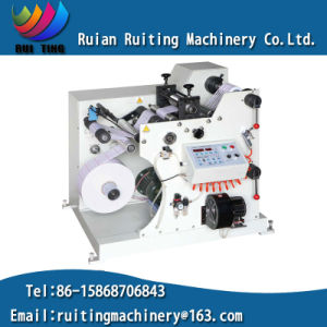 Rtfq-300/400b Auto Small Paper Roll Slitting Machine pictures & photos