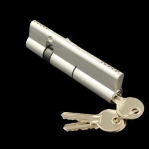 110mm Aluminium Lock Cylinder Door Lock pictures & photos