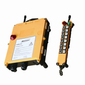 Crane Radio Wireless Remote Control (F21-16D) pictures & photos