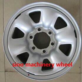 16X7 Steel Wheel for Pickup Or4X4 Cars pictures & photos