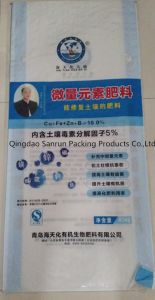 Fertilizer Woven Bag with High Quality pictures & photos