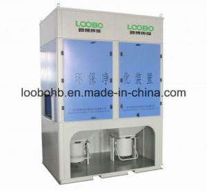 Qingdao Loobo Filter Unit for Fumes of Welding in Multiple Centralized System pictures & photos