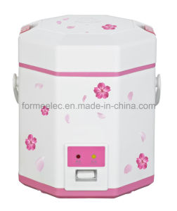 Mini Rice Cooker 1.2L Intelligent Portable Rice Cooker pictures & photos