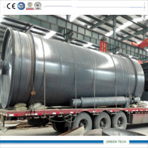 Best Selling 10ton Pyrolysis Machine for Plastic Recycling to Oil pictures & photos
