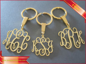 Stainless Steel Keychain Mens Keychain Metal Promotion Keychain pictures & photos